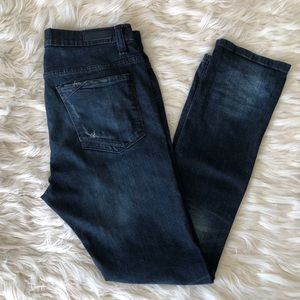 Men's PD&C Blue slim jeans 34x32 👖